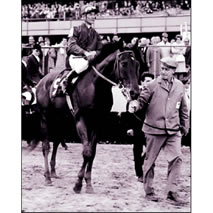 Photo of Baeza and Dr. Fager